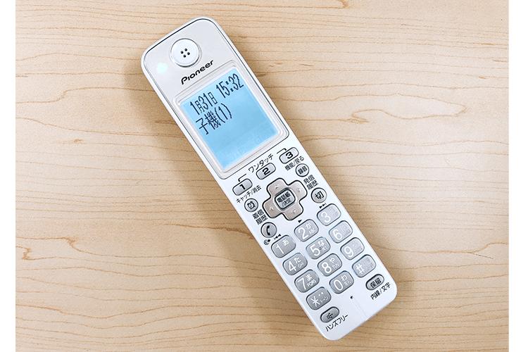 会社の電話の写真