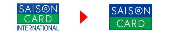クレディセゾンのロゴデザインの画像